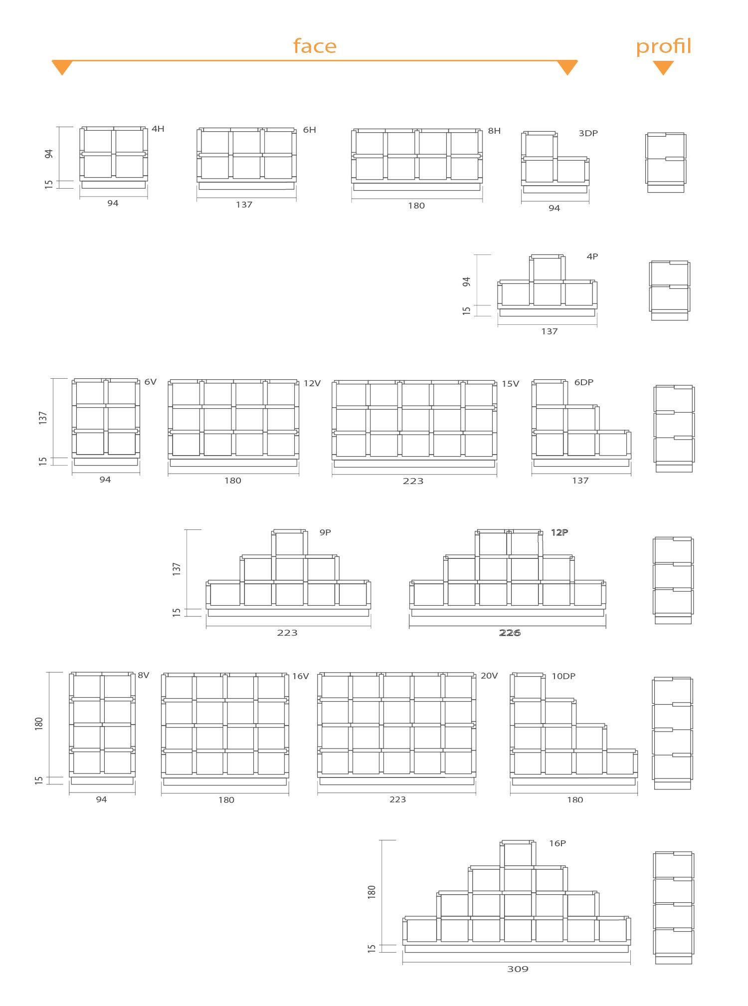 Schéma technique CHEOPS - SANSONE Municipalités
