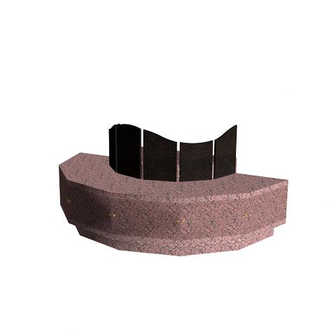 Columbariums - 6 Cases -Dune Demidune - Sansone Collectivitésa