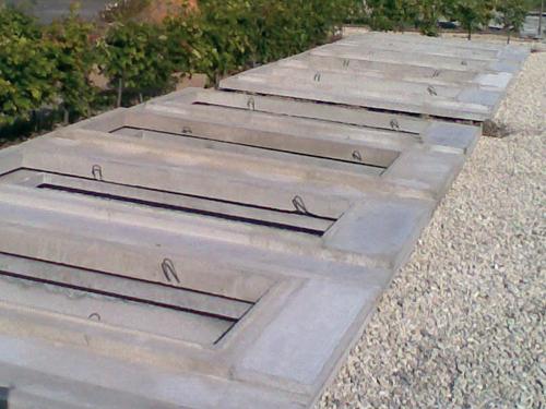 Sansone Collectivites - Cim'easy - Caveau cimetière