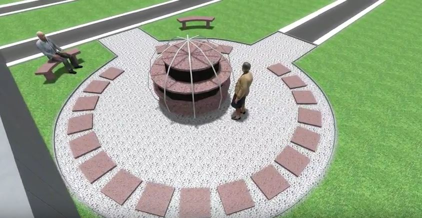 SANSONE Municipalites - Video 3d Columbarium